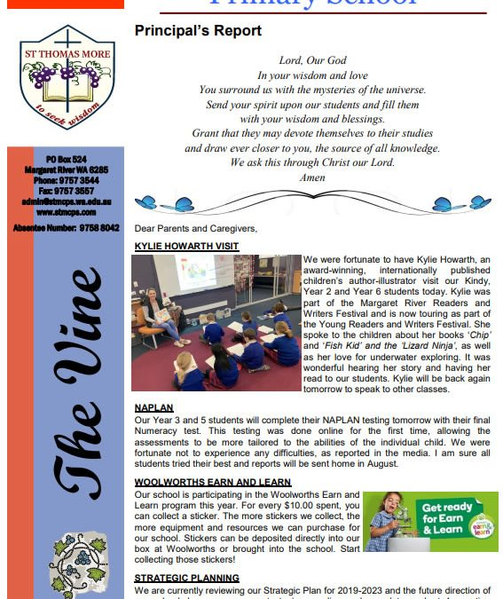 The Vine 2019 – Issue 13
