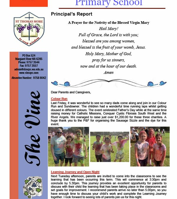The Vine 2019 – Issue 27